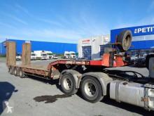 Castera porte-engin semi-trailer used heavy equipment transport