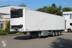 Chereau insulated semi-trailer Silent City/CV 1850/FRC 02-23/LBW/Strom/SAF