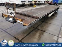 Krone SDP semi-trailer used flatbed