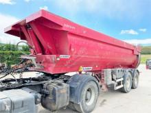Robuste Kaiser half-pipe semi-trailer S3302V