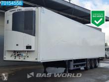 Semi remorque frigo mono température Schmitz Cargobull ThermoKing SLXe200 Doppelstock Trennwand Liftachse