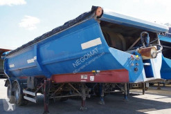 Cleri push-off semi-trailer Semi benne à Fond Poussant