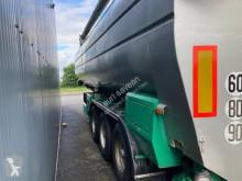 Semiremorca Ecovrac Aliments du betail cisternă transport alimente second-hand