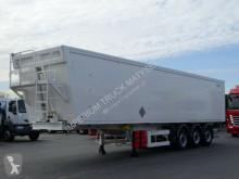 Benalu TIPEPR 60 M3/ ALUMINIUM / LIFTED AXLE/ semi-trailer used tipper