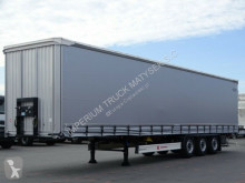 Kässbohrer tarp semi-trailer CURTAINSIDER/STANDARD/ 2018 YEAR/LFITED AXLE