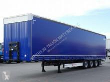 Kässbohrer tarp semi-trailer CURTAINSIDER/VARIOS/ LIFTED ROOF/PERFECT