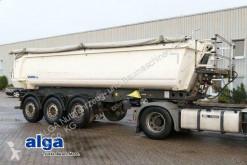 Semi remorque benne Schmitz Cargobull SKI SKI 24 SL 7.2/Stahl 26 m³/Schlammdicht/Liftachse