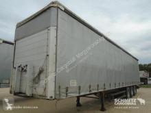 Félpótkocsi Schmitz Cargobull Curtainsider Standard Side door both sides használt függönyponyvaroló
