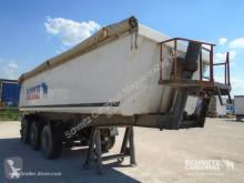 Schmitz Cargobull Tipper Alu-square sided body semi-trailer used tipper