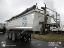 Semi remorque benne Schmitz Cargobull Kipper Stahlrundmulde 28m³