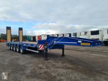 Scorpion heavy equipment transport semi-trailer HKM5 Lowboy