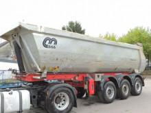 Menci Stahlkipper ca.28.cubic*Hardox* semi-trailer used tipper