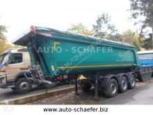 Semi remorque Schmitz Cargobull Stahlmulde 26 m3/CAMARO VERDECK benne occasion