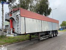 Trailer Benalu kipper 66 M3, Steel Suspension tweedehands kipper graantransport