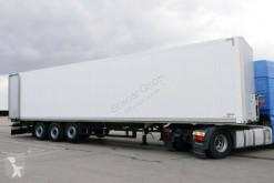 Semi remorque Schmitz Cargobull SKO 24 / 2 x ZURRLEISTE / LIFTACHSE / FP 25 fourgon occasion