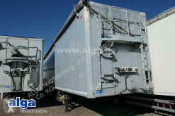Schwarzmüller moving floor semi-trailer SPA 3/E, 91 m³./Alu-Chassis/Liftachse