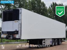 Semi remorque frigo mono température Van Eck UT-3BI Ladebordwand Lenkachse NL-Trailer