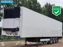 Yarı römork Krone Carrier Vector 1850 2500 uur! NL-APK until 04-2022 soğutucu tek ısılı ikinci el araç