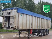Yarı römork Benalu AluKipper 50m3 Alukipper Blatt-Federung damper tahıl taşıyıcı ikinci el araç