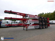 Dennison Stack - 3 x container trailer 20-40 ft semi-trailer used container