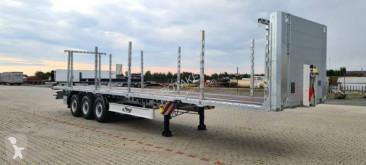 Fliegl Plateau Treillis avec ranchers DISPO semi-trailer new flatbed
