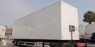 Fruehauf box semi-trailer SR PLYW CAJA CERRADA