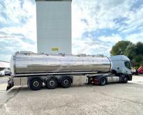 Menci Grappar L1,5BN -30/4-Pressure 2 BAR - Webasto- Reinigung semi-trailer used food tanker