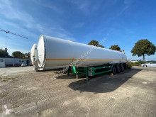 Semiremorca cisternă hidrocarburi OMT 42990/5, Benzi & Diesel - ADR is valid