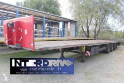 Semi remorque plateau ridelles Schmitz Cargobull semirimorchio pianale ribassato schmitz