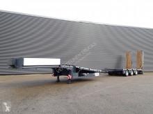 Semi remorque porte engins Faymonville STN-3AUB / RAMPEN / HEFBED / UITSCHUIFBAAR