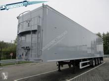 Moving floor semi-trailer