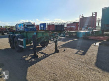 Semi remorque châssis Renders N2SG21P Container chassis 20ft. / Steel suspension