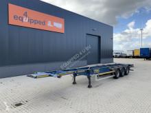 Návěs nosič kontejnerů LAG 40FT/45FT, Leergewicht: 4.160kg, BPW+Trommel, 5x vorhanden