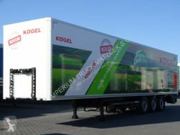 Semi remorque fourgon Kögel BOX / KOFFER / ISOTHERM /DOPPELSTOCK/BRAND NEW