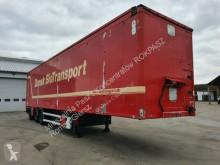 Moving floor semi-trailer MTDK Walkingfloor 92m3 2010 year