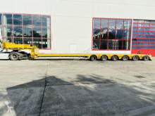 Doll半挂车 6 Achs Satteltieflader, 5 x gelenkt 机械设备运输车 二手