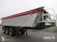Benalu Kipper Alukastenmulde 24m³ semi-trailer used tipper