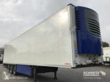 Yarı römork izoterm Schmitz Cargobull Tiefkühler Standard Ladebordwand