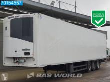 Semi remorque frigo mono température Schmitz Cargobull Thermo King SLXe 200 Meat-/Fleischhang Liftachse Rohrbahnen