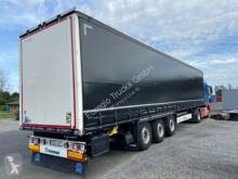 Krone tarp semi-trailer Tautliner-Coil/Lift/Alufelgen /LASI XL