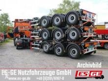 Návěs plošina D-tec 3-Achs-Containerchassis Multi