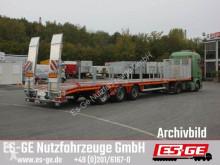 Semi remorque Faymonville 3-A-Megatrailer, 1tlg. Alu-Rampen porte engins occasion