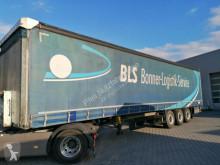 Félpótkocsi Schmitz Cargobull SCS 24 Tautliner- SAF- LIFT-Edscha-Portal használt függönyponyvaroló