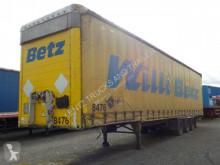 Schmitz Cargobull tarp semi-trailer VERZINKT