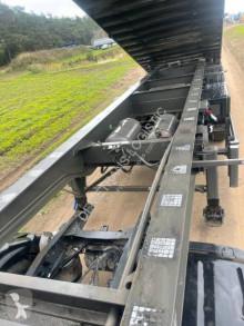 Sættevogn Stas 52m3 ske kornsort brugt