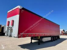Semirimorchio Schmitz Cargobull Semi reboque Teloni scorrevoli (centinato) usato