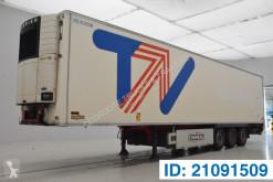 Félpótkocsi Chereau Frigo használt egyhőmérsékletes hűtőkocsi
