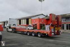 Nooteboom semi-trailer new heavy equipment transport