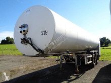 Maisonneuve food tanker semi-trailer citerne INOX Alimentaire