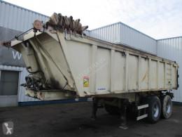 Robuste Kaiser tipper semi-trailer S3302B, 4 Tyres , Steel tipper trailer , Drum Brakes , Spring Suspension